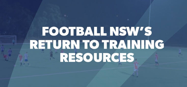 football nsw return to training